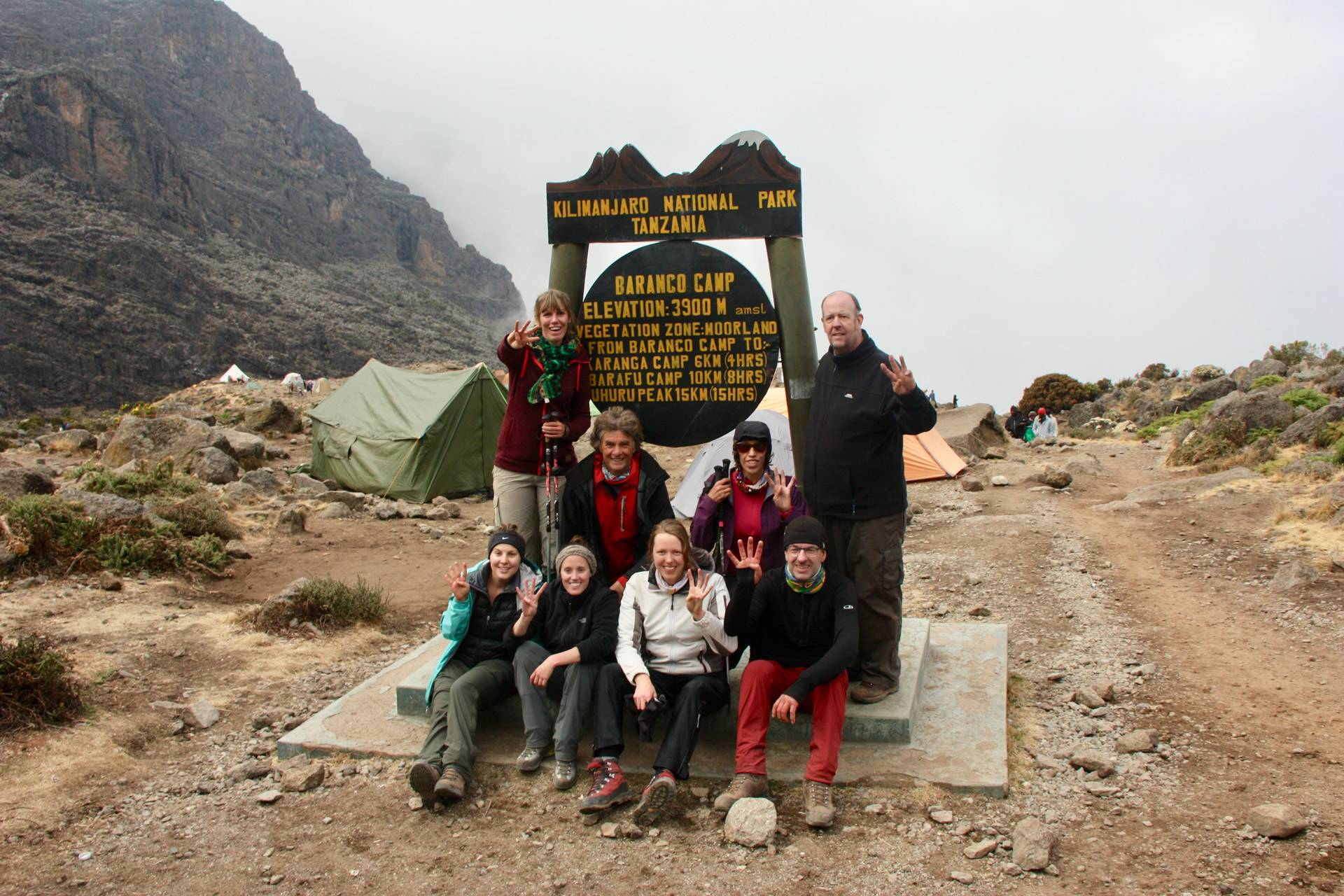 Affordable Kilimanjaro Climbing Package