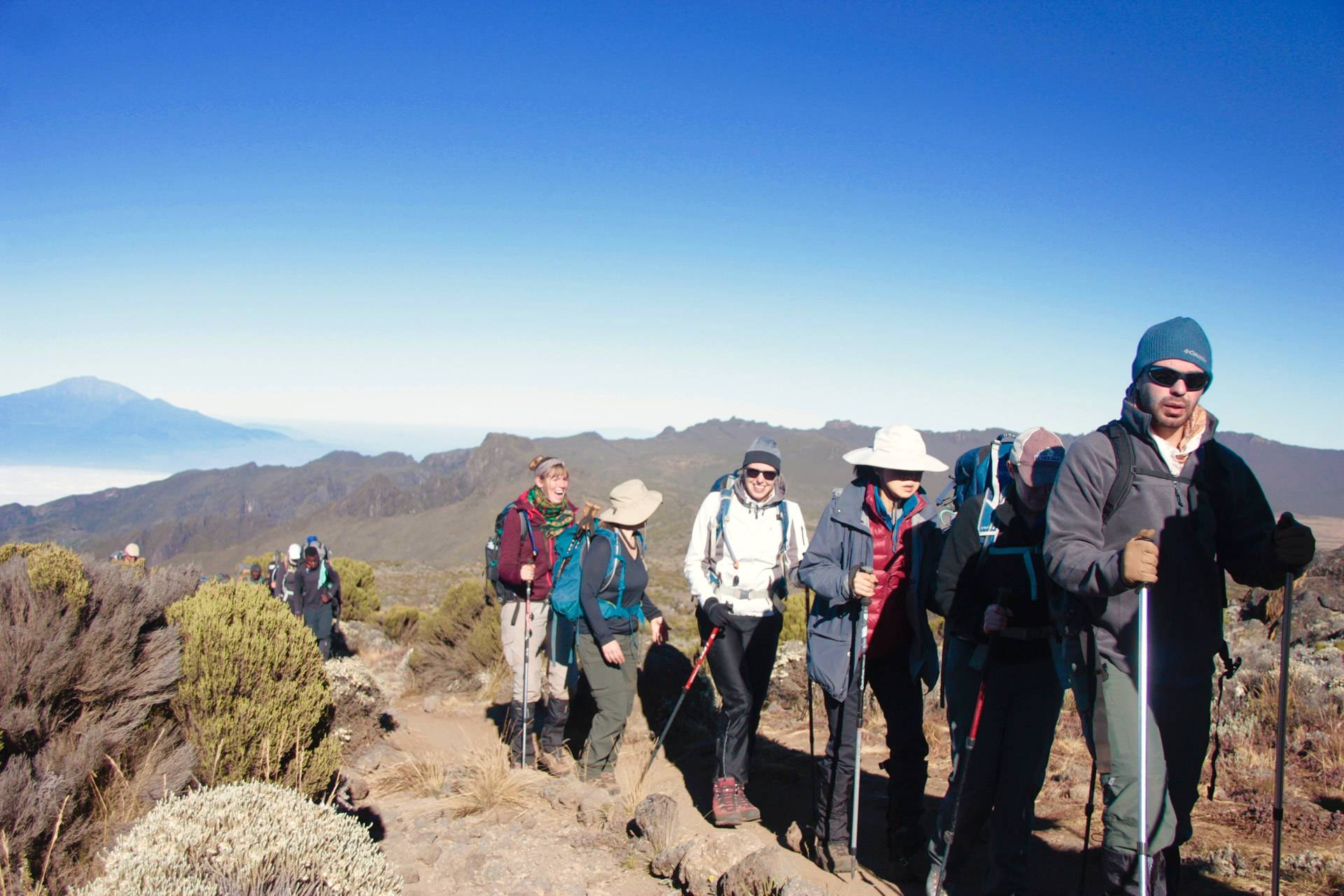 The Best Kilimanjaro Climbing Tour