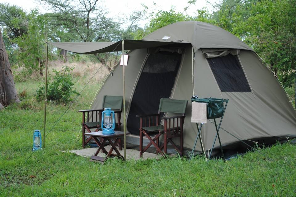 Budget or Camping Safaris