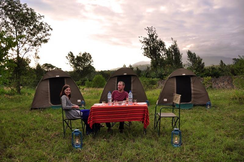 Budget Camping Safari Packages