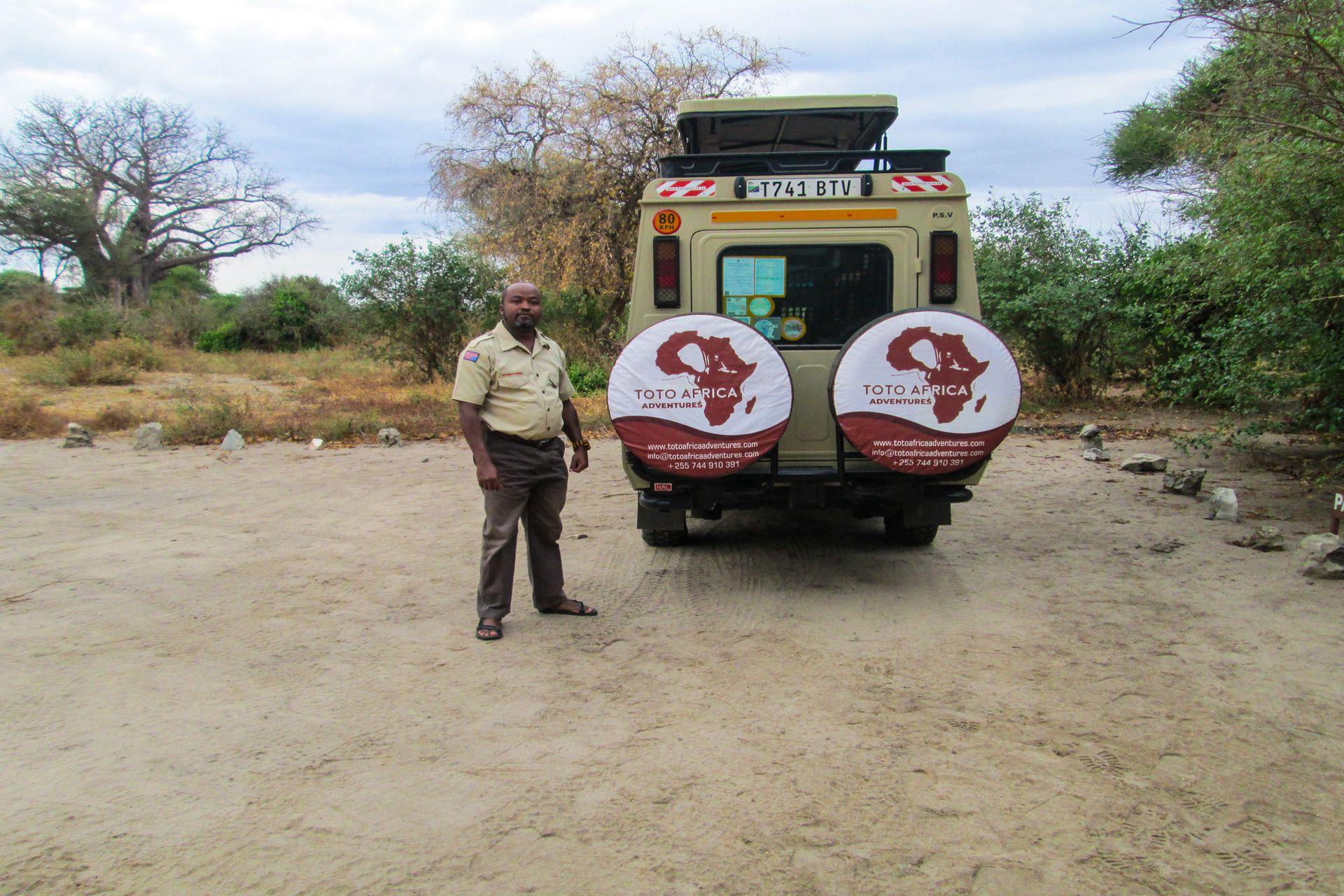 Tanzania Private Camping Safari