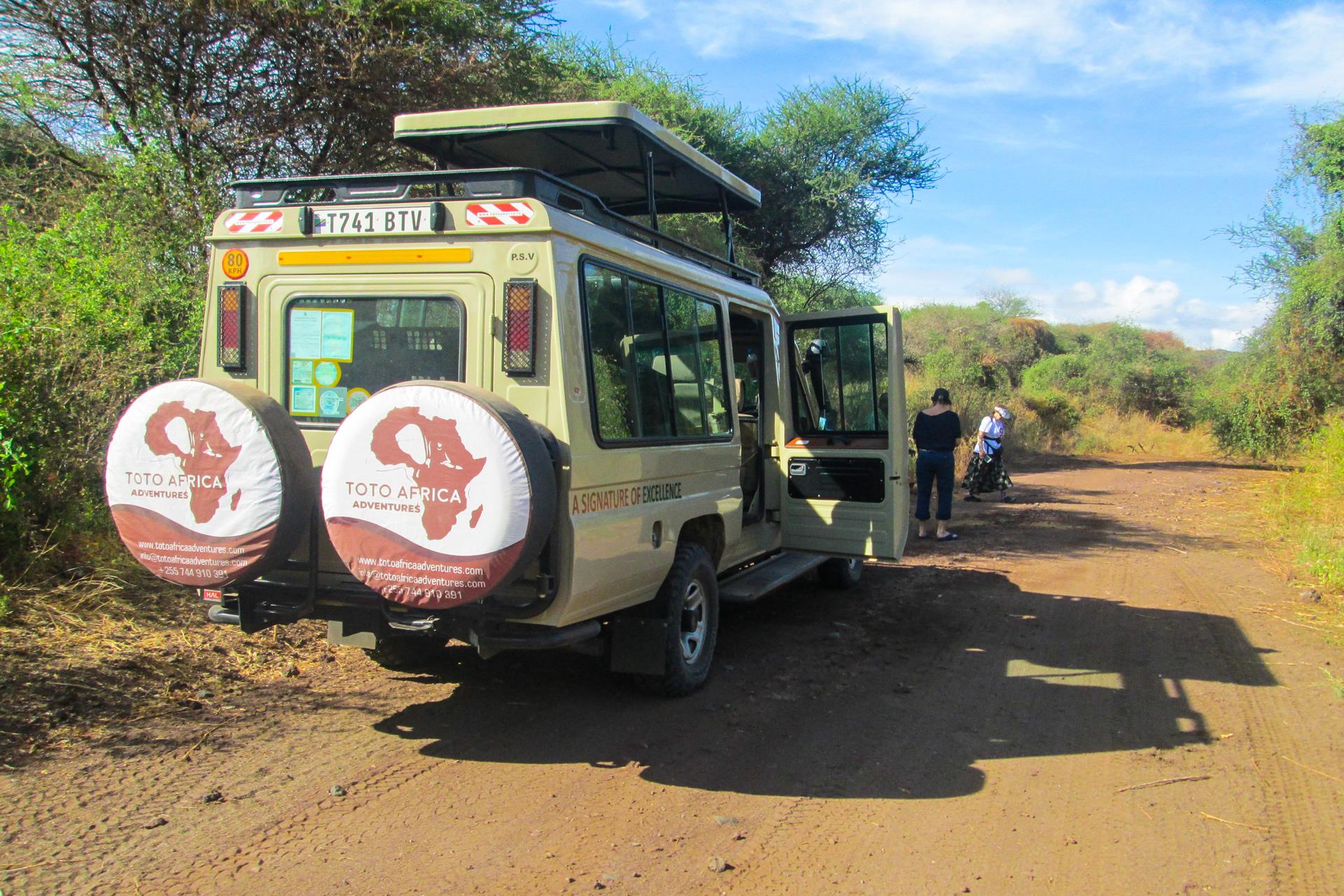 Tanzania 4 Days Mid-Range Lodge Comfort Safari